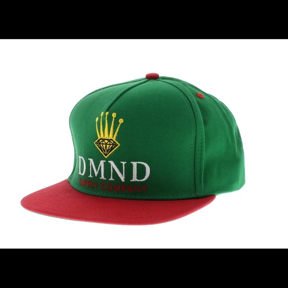 2cdc96606e4 Green Diamond Supply Co. SnapBack cap